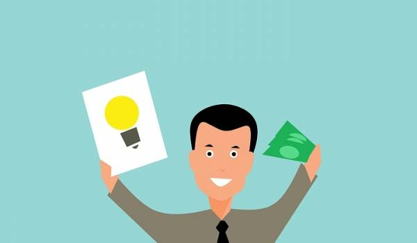 Getting Paid For Your Ideas - Web Money Guy